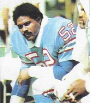 Robert Brazile Should Be In The Hall Of Fame Hof Edition