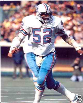 Robert Brazile Should Be In The Hall Of Fame Taylor