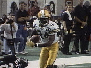 Sterling Sharpe Belongs In The Hall of Fame (3/4)
