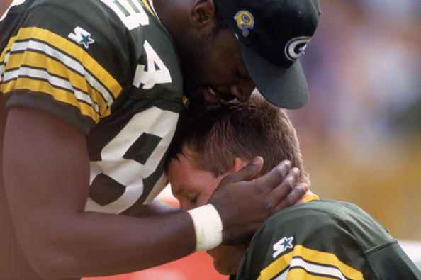 Sterling Sharpe Belongs In The Hall of Fame (4/4)