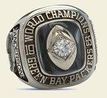 Green Bay Receives Super Bowl XLV Championship Ring  (2/6)