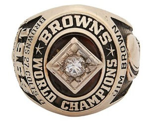 64 Bowns ring