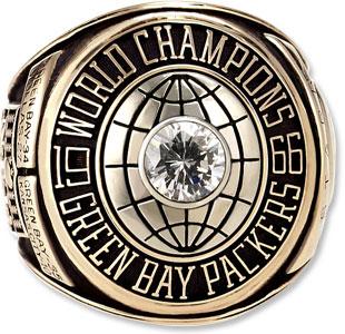Green Bay Receives Super Bowl XLV Championship Ring  (3/6)