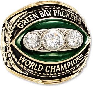 Green Bay Receives Super Bowl XLV Championship Ring  (4/6)