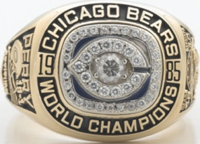 Image result for mike ditka with super bowl ring
