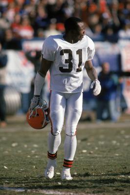 Best NFL Cornerback Tandem Ever: Frank Minnifield ...