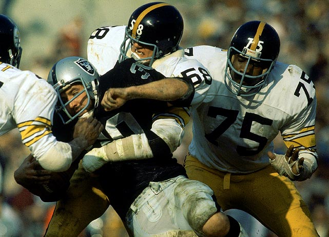 Jack Lambert Mean Joe Greene 001350238 Taylor Blitz Times