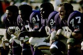 All four made the Pro Bowl in 1969.
