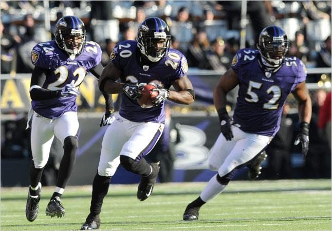 2012 Baltimore Ravens Preview (6/6)