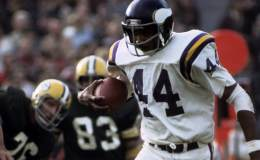 Chuck Foreman Should Be In The Hall OfFame