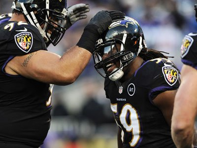Dannell Ellerbe, Haloti Ngata, and Paul Kruger are as key as Ray Lewis in Super Bowl XLVII
