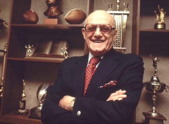 """Papa Bear"" George Halas"
