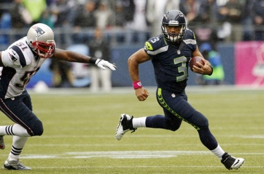 Russell Wilson has proven himself all season long. The playoffs shouldn't intimidate him.