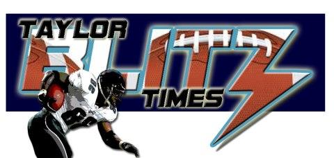 Taylor Blitz Times new logo!!