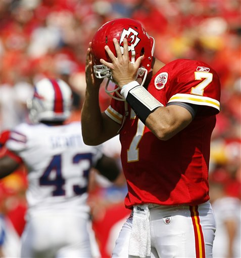 Matt Cassel is due to get released any day now.