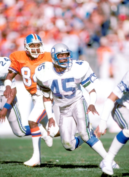 Kenny Easley was a ball hawk and a big hitter. A rarity among safeties.