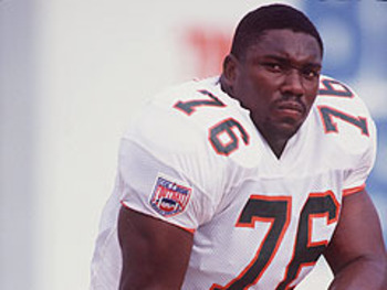 Warren Sapp as a Miami [[_]] Hurricane!!