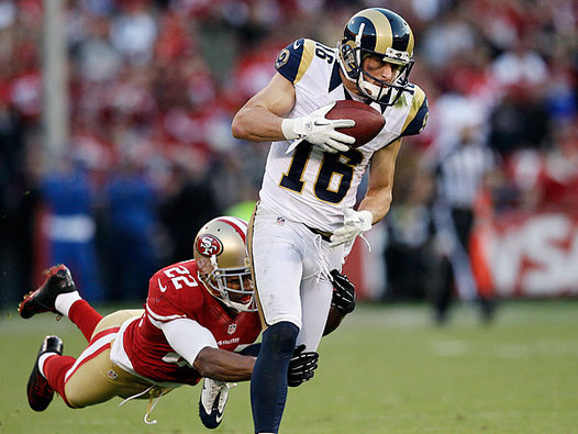 Amendola will have to fill some big shoes in New England.