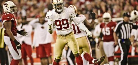 Aldon Smith is more than a pass rusher...
