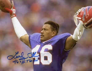 It was the hard hitting SS Leonard Smith that pushed the late 80s Bills into the NFL elite.
