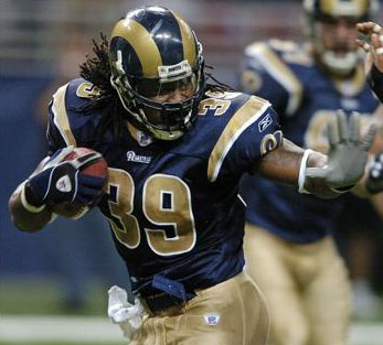 Steven Jackson's physicality might be what the Falcons needed. They aren't perceived as a tough team.