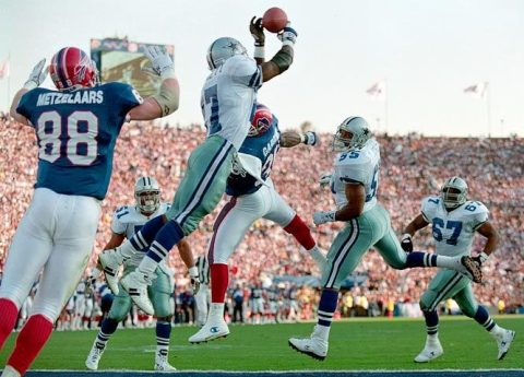 Not Charles Haley...it was Thomas Everett that pushed the Cowboys over the top back in the early 1990s.