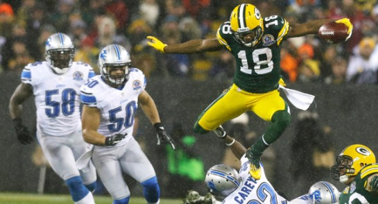 Randall Cobb brought a game breaking element to the Packers receiving corps as a rookie.