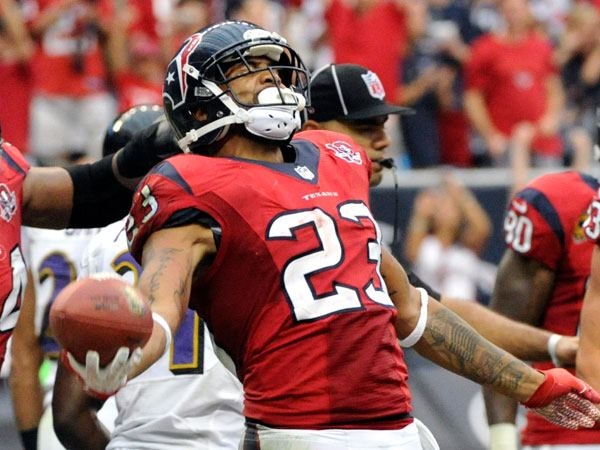 Arian Foster has been among the best running backs in football.