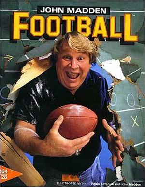 John Madden Football Screen 1