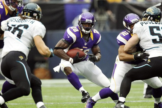 It's time to compare Adrian Peterson with the all time greats and not just his contemporaries.