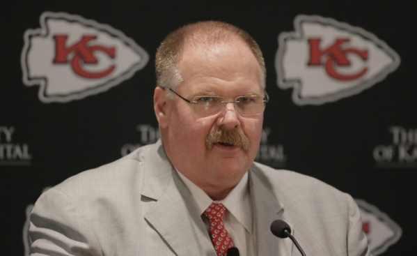 The Chiefs new Head Coach Andy Reid figures to provide an offense the Chiefs have been missing for the past two years.