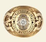 1958 NFL Championship ring
