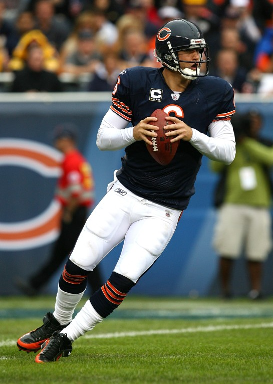 Jay Cutler is constantly on the cusp of leaving his detractors behind. Then he has a set-back. Will the real Jay Cutler please stand up or have we already seen the best of Jay??