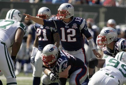"Brady will be pointing out more than protections and who is the ""Mike"" linebacker in 2013."