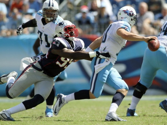 A stronger defense will be needed with the offense scoring less this season. Chandler Jones can't afford a sophomore slump.