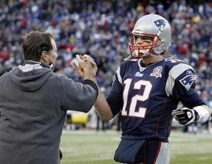 The ace up his sleeve is future Hall of Famer Tom Brady. Yes, but for how much longer??