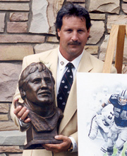 Randy White... easily a Hall of Fame player.