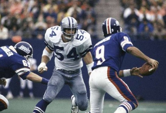 Randy White was a flat out beast for the Dallas Cowboys.