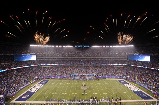 Home of the New York Giants and site of Super Bowl XLVIII