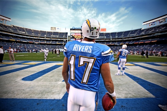 Phillip Rivers is off to an unbelievable start in 2013 as well.