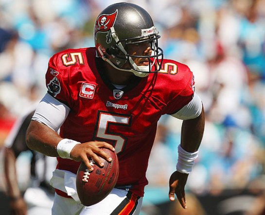 This could be the best thing to happen to Josh Freeman. Time for him to rededicate himself to the game.