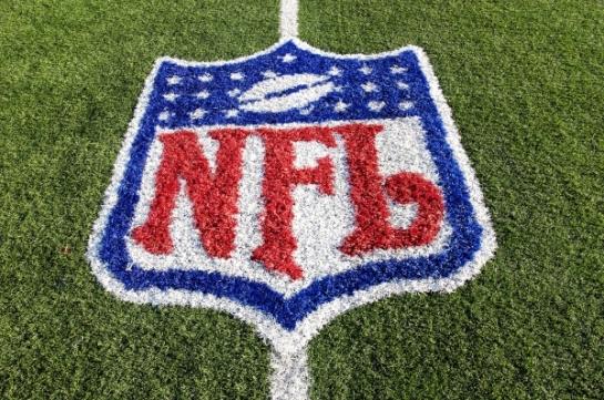 The old NFL logo