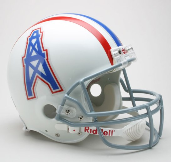 "The ""Luv Ya' Blue"" Houston Oilers of the late 1970's was a team that almost won it all."