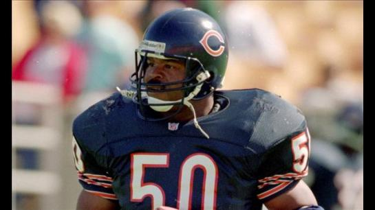Mike Singletary is in the evolutionary line of great Middle Linebackers.