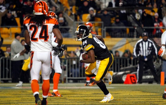 The Bengals gave up 21 points to the Steelers before they got out of the 1st quarter.