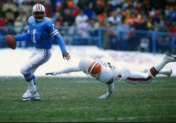Warren Moon was building his Hall of Fame resume with Pro Bowl performances 8 straight years.