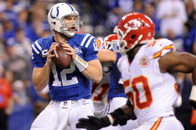 Andrew Luck came of age in last week's comeback. The Colts will always believe they can win from this point forward, no matter the deficit.