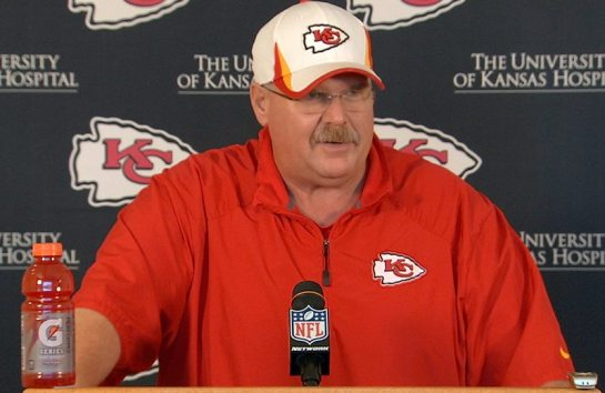 2013 TBT Coach of The Year: Andy Reid