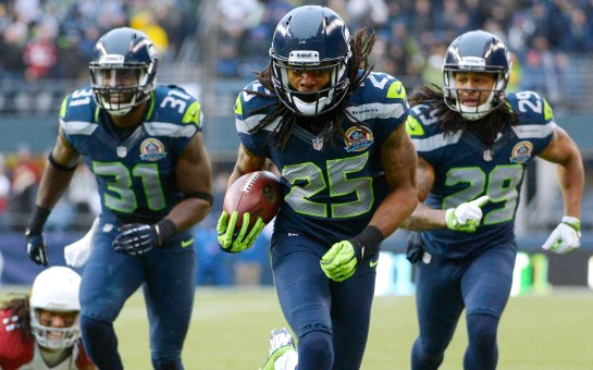 The Legion of Boom will go down in history as the best defense of the new millenia.