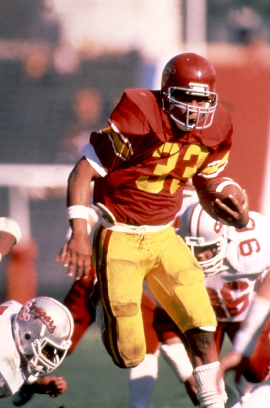 Allen had one of college football's greatest seasons when he won the Heisman in 1981.